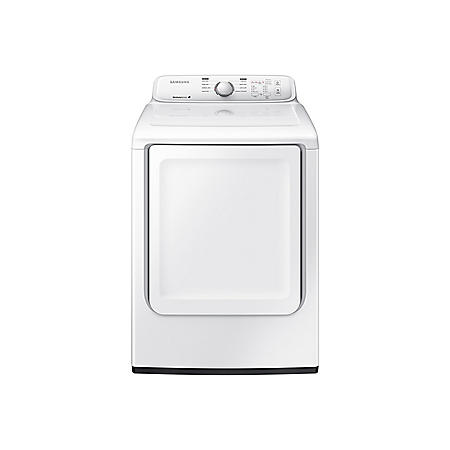 Samsung 7.2 cu. ft. Dryer with Sensor Dry Moisture Sensor