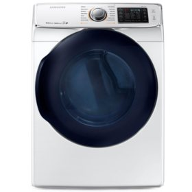 Samsung DV45K6200GW 7.5 Cu. Ft. Dryer with Steam Cycle (Electric)