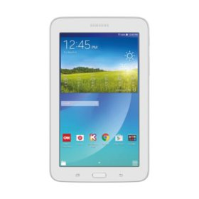 "SAMSUNG 7.0"" Kids Tab E Lite 8GB with WiFi - White - SM-T113NDWACCC"