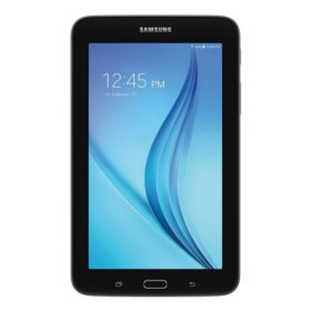 "SAMSUNG 7.0"" Galaxy Tab E Lite 8GB Android 4.4 WiFi Tablet - Black - SM-T113NYKAXAR"