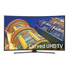 "Samsung 65"" Class 4K UHD Curved TV - UN65KU650D"