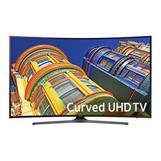 "Samsung 55"" Class 4K UHD Curved TV - UN55KU650D"