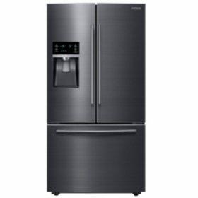 SAMSUNG 28 Cu. Ft. 3-Door French Door Refrigerator with CoolSelect Pantry™ - RF28HFEDBSG