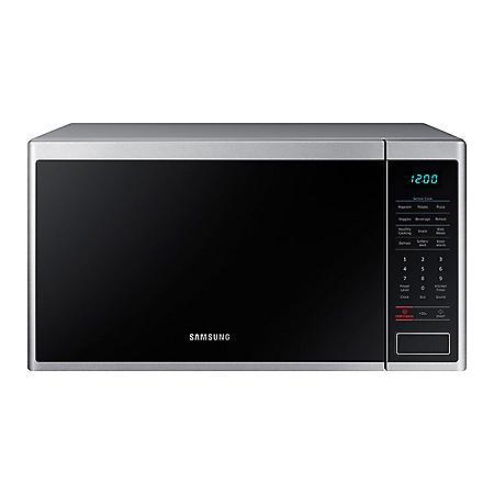 Samsung 1.4 cu. ft. Countertop Microwave (Stainless Steel)