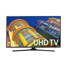 "Samsung 60"" Class 4K Ultra HD Smart LED TV - UN60KU6270"