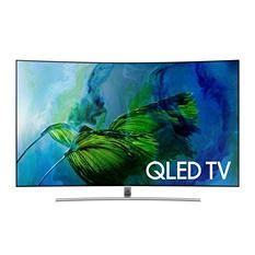 "Samsung 65"" Class Series 8 4K Ultra HD Curved Smart QLED TV - QN65Q8CAMFXZA"
