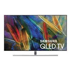 """Samsung QN75Q7FAMFXZA  Flat 75"""" Class QLED  - 3840 x 2160p, 7 series, Smart TV - 2017"""