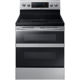 Samsung Double Oven Flex Duo Range