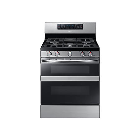 Samsung 5.8 cu. ft. Single Oven Gas Range with True Convection