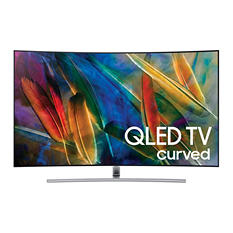 "Samsung 65"" Class Series 7 4K Ultra HD Curved Smart QLED TV - QN65Q7CAMFXZA"