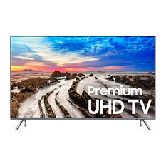 "Samsung 55"" Class 4K Ultra HD LED LCD TV"
