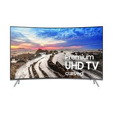 "Samsung 65"" Class - Curved, 4K Ultra HD, Smart, LED TV - 2160p, 120Hz (UN65MU850DFXZA)"