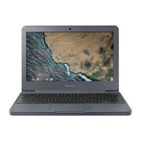 "Samsung 11.6"" Chromebook 3 Intel Celeron 16GB eMMC Hard Drive 4GB Memory"