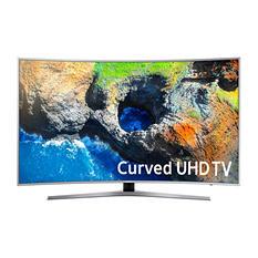 """Samsung 65"""" Class MU7500 Series 3840 x 2160 4K Curved UHD Smart TV w/ Wi-Fi"""