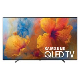 "SAMSUNG 88"" Class 4K (2160p) Ultra HD Smart QLED TV with HDR - QN88Q9FAMFXZA"