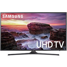 "Samsung 65"" Class 4K Ultra HD Smart LED TV - UN65MU630D"