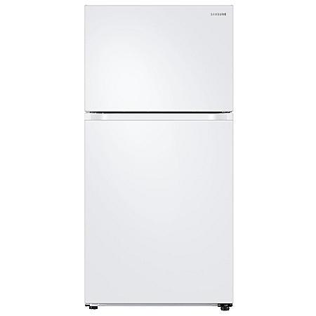 Samsung 21cu. ft. Top Freezer Refrigerator with FlexZone