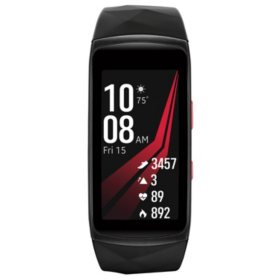 Samsung Gear Fit2 Pro (Various Colors and Sizes)