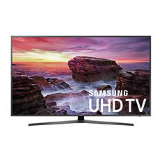 "Samsung 75"" Class 6290 Series - 4K Ultra HD Smart LED TV - 2160p, 120MR (UN75MU6290)"