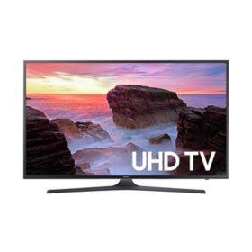 "SAMSUNG 58"" Class 4K (2160p) Ultra HD Smart LED TV with HDR - UN58MU6070FXZA"