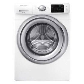 SAMSUNG 4.5 Cu. Ft. Front Load Washer with VRT Plus - WF45N5300