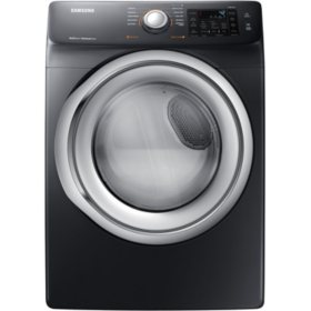 SAMSUNG 7.5 Cu. Ft. Gas Front Load Dryer with Steam - DVG45N5300