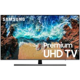 "SAMSUNG 75"" Class 4K (2160p) Ultra HD Smart LED TV with HDR - UN75NU800DFXZA"