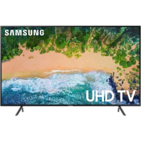 "SAMSUNG 65"" Class 4K (2160p) Ultra HD Smart LED TV with HDR - UN65NU710DFXZA"