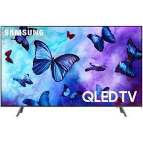 "SAMSUNG 55"" Class 4K (2160p) Ultra HD Smart QLED HDR TV - QN55Q65FNFXZA"