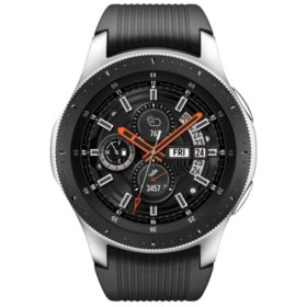 Samsung Galaxy Bluetooth Watch 46mm (Silver) with Extra Charger
