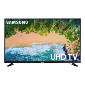 "SAMSUNG 43"" Class 4K (2160p) Ultra HD Smart LED TV - UN43NU6950FXZA"