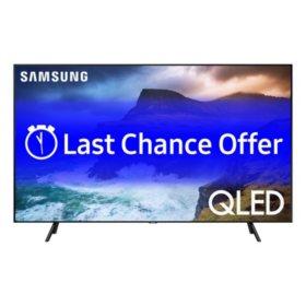 "SAMSUNG 65"" Class Q7-Series 4K Ultra HD Smart HDR QLED TV - QN65Q7DRAFXZA"