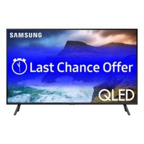 "SAMSUNG 82"" Class Q7-Series 4K Ultra HD Smart HDR QLED TV - QN82Q7DRAFXZA"