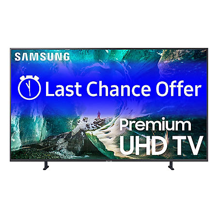 "SAMSUNG 82"" Class 8-Series 4K Ultra HD Smart HDR TV - UN82RU800DFXZA"