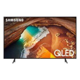 "SAMSUNG 49"" Class Q6-Series 4K Ultra HD Smart HDR QLED TV - QN49Q6DRAFXZA"