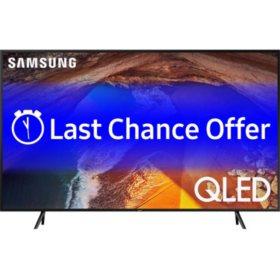 "SAMSUNG 65"" Class Q6-Series 4K Ultra HD Smart HDR QLED TV - QN65Q6DRAFXZA"