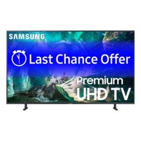 "Samsung 65"" Class 8-Series 4K Ultra HD Smart HDR TV - UN65RU800DFXZA"