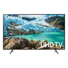 "SAMSUNG 55"" Class RU7100-Series 4K Ultra HD LED Smart TV - UN55RU7100FXZA"