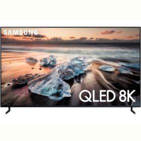 "SAMSUNG 75"" Class Q900-Series 8K Ultra HD Smart HDR QLED TV - QN75Q900RBFXZA"