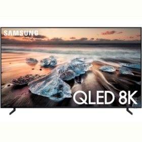 "SAMSUNG 82"" Class Q900-Series 8K Ultra HD Smart HDR QLED TV - QN82Q900RBFXZA"