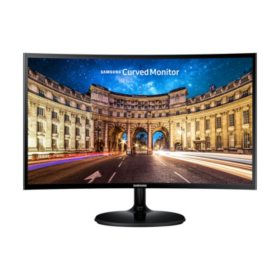 "Samsung 24"" 1080p Curved LED Monitor"