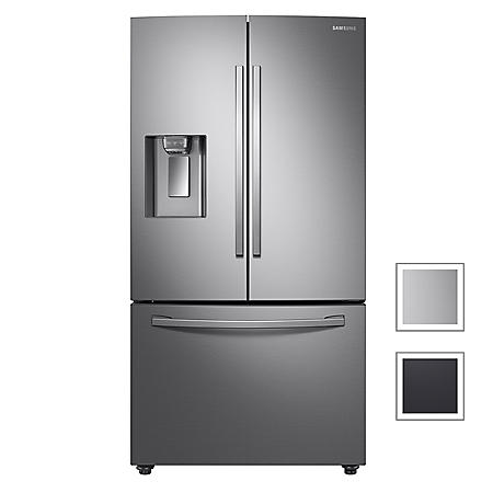 Samsung 28 cu. ft. French Door Refrigerator with Foods Showcase