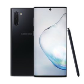 SAMSUNG Galaxy Note10+ 256GB (AT&T) - Choose Color
