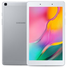 "Samsung Galaxy Tab A 8.0"" 32GB with Wi-Fi + 32GB micro SD Card (Choose Color)"