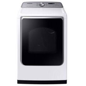 Samsung 7.4 cu. ft. Dryer with Steam Sanitize+