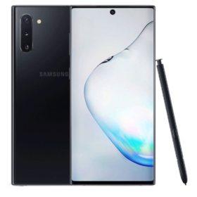 Samsung Galaxy Note10 Unlocked (Aura Black)