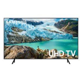 "SAMSUNG 70"" Class 6-Series 4K Ultra HD Smart HDR TV - UN70NU6900FXZA"