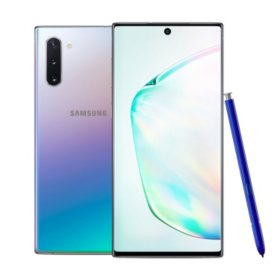Samsung Galaxy Note10 256GB (AT&T) - Choose Color
