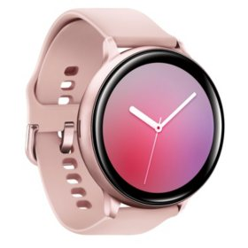 Samsung Galaxy Active2 Smart Watch 40mm (Pink Gold)