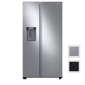 Samsung 22 cu. ft. Counter Depth Side-by-Side Refrigerator